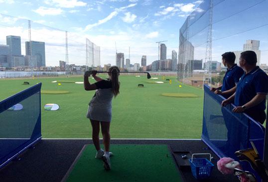 Greenwich Peninsula - N1GOLF - The Largest Golf Academy in ...